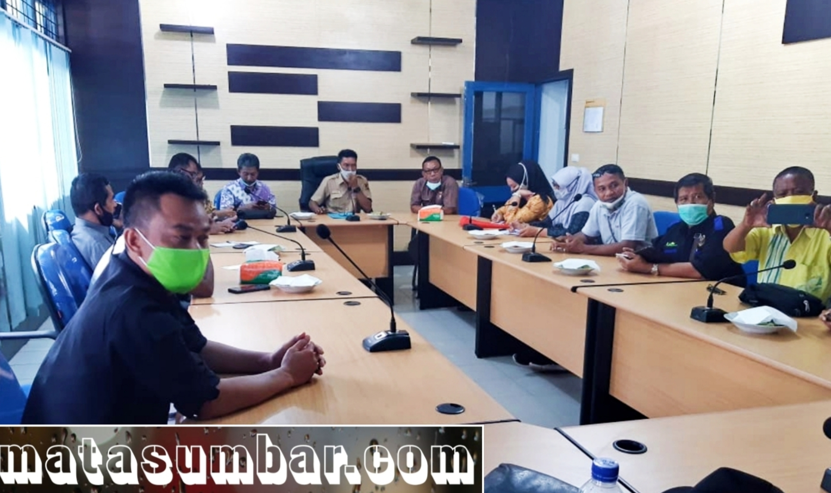 Wartawan Bersama Pemkab Tanah Datar Studi Banding Ke Provinsi Riau
