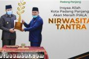 Fadly-Mardiansyah Terima Penghargaan Nirwasita Tantra Dari Kementerian LHK