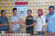 Sah, DPD Pekat IB Padang Pariaman Resmi Terima SK Defenitif