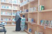Perpustakaan dan Kearsipan Kota Padang Panjang di Awal Tahun Mulai Banyak di Kunjungi Pelajar