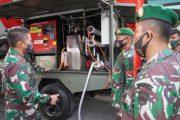 Kunker Perdana ke Sumbar, Pangdam I/BB Apresiasi Inovasi dan Kreatifitas Prajurit Korem 032/Wbr