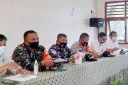 Sosialisasi Persiapan Proses PTM di Wilayah Sikakap di Hadiri Babinsa