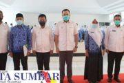 77 CPNS di Nyatakan Lulus di Kota Padang Panjang Mendapat Motivasi Dari Wako Fadly