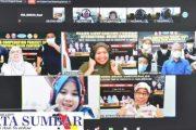Konfrensi Tiga Negara Kembali di Gelar, Siswa SMAN 3 Bahas Soal Budaya