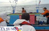 Alami Mati Mesin di Perairan Beriulou, Dua Nelayan Berhasil di Evakuasi Tim SAR Gabungan