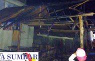 Kondisi Tidur Lelap, Posko Kelompok Nelayan Sosoroat di Lalap Sijago Merah