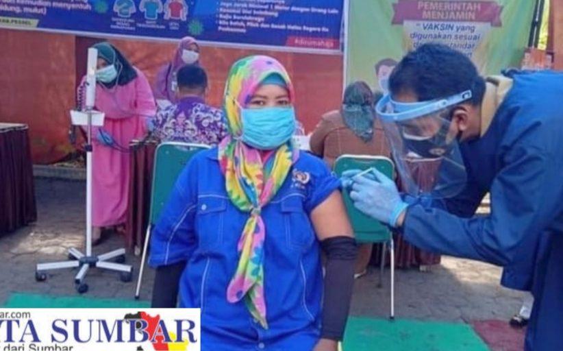 Hari Ini Pejabat di Pessel Mulai Vaksinasi, Dari 16 Orang, 4 diantaranya Tidak Lolos Screening Medis