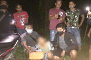 Satresnarkoba Polres Pasbar Tangkap Seorang Pemuda Penyalahgunaan Narkotika Jenis Ganja Kering