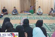 Kodim 0319/Mentawai Gelar Yasinan, Dandim : Sekuat Apapun Usaha Tanpa di Dasari Doa Mustahil Akan Tercapai