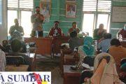 Musrenbang Desa Nemnemleleu, Kapolsek Sipora : Usulan Kegiatan Kalau Dapat Lebih Kepada Pemulihan Ekonomi