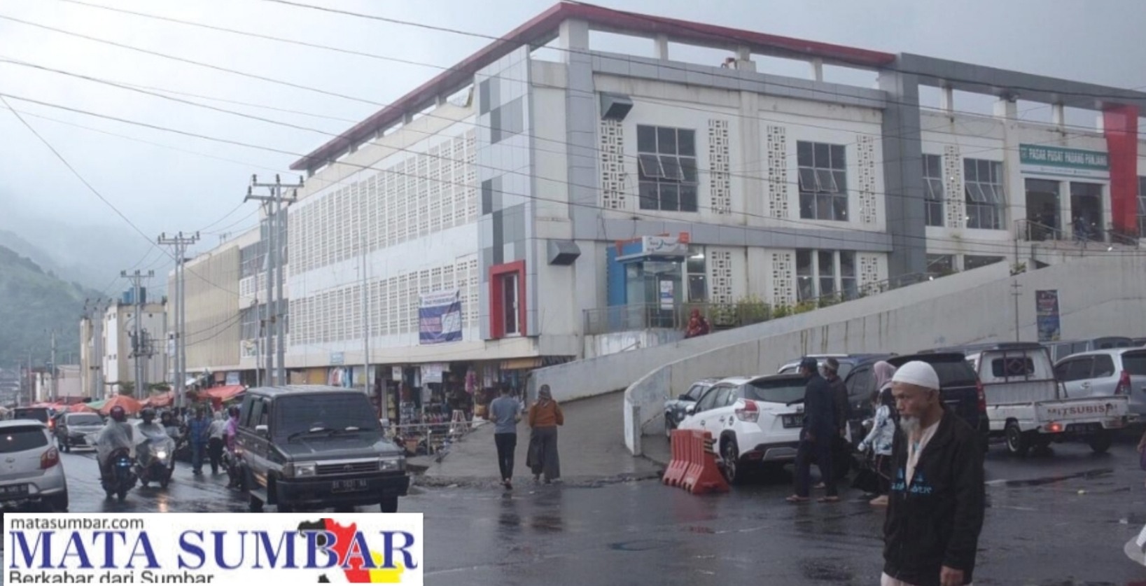 Kadis PU-PR : Pembangunan Pasar Padang Panjang di Targetkan Enam Bulan Rampung