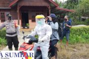 Terpapar Covid-19, Warga Dusun Sao Akhirnya di Isolasi Setelah Tim Gugus Datang Menjemput