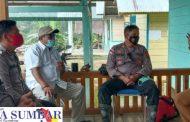 Jelang di Bangun, Camat dan Desa Bulasat Bersedia Siapkan Pos Polsek Sementara