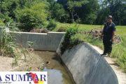 Pembangunan Embung di Batang Namang Berdampak Buruk Bagi Petani