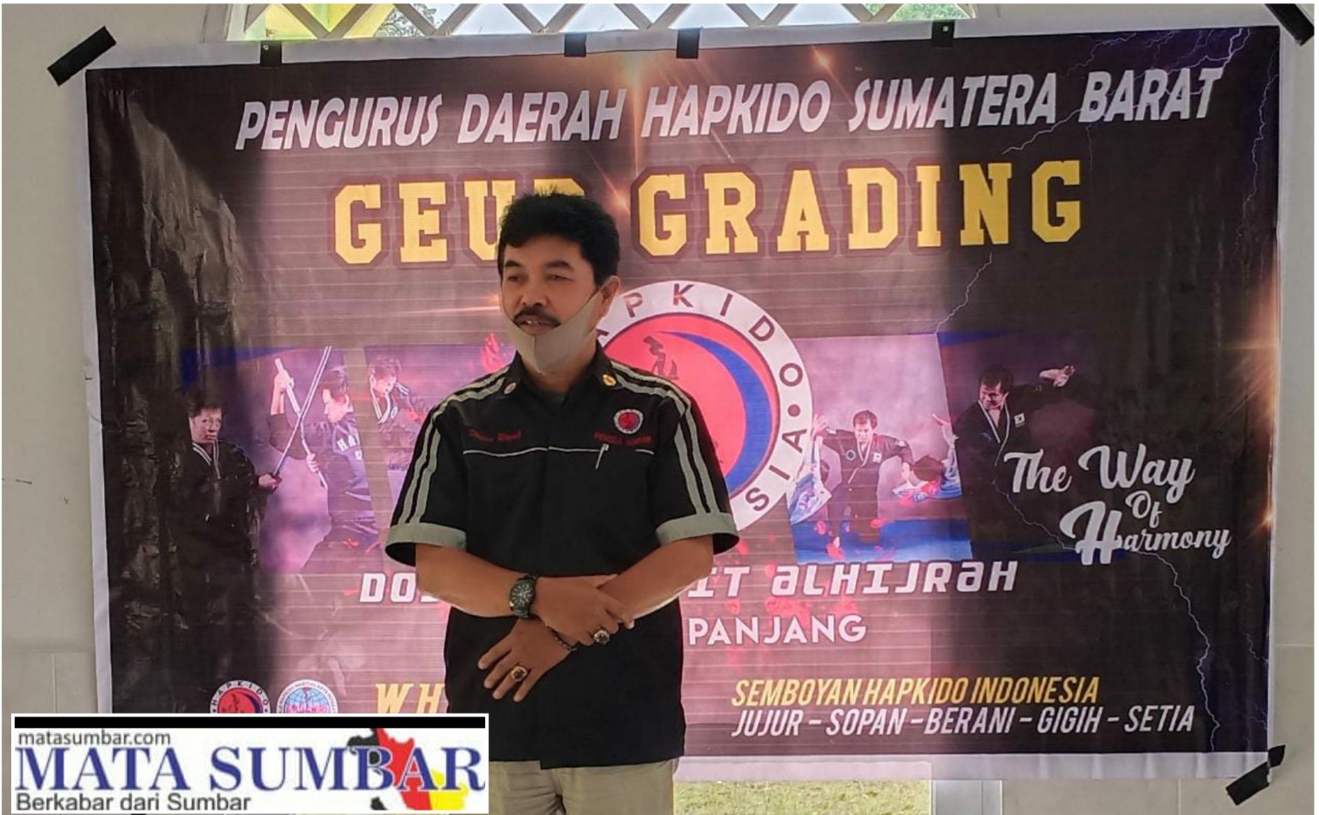 Pengurus Hapkindo Padang Panjang Laksanakan Rapat Tehnik Sekaligus Membentuk Panitia Pelaksana 3rd. Short Course, dan UKT