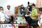 Lurah Silaing Atas, Datuak Majo Labiah Kedatangan Tokoh Pendiri Komunitas Petir