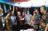 Tindak Lanjut MoU, Dinas Koperindag Tanah Datar Meluncurkan e-Retribusi Pasar