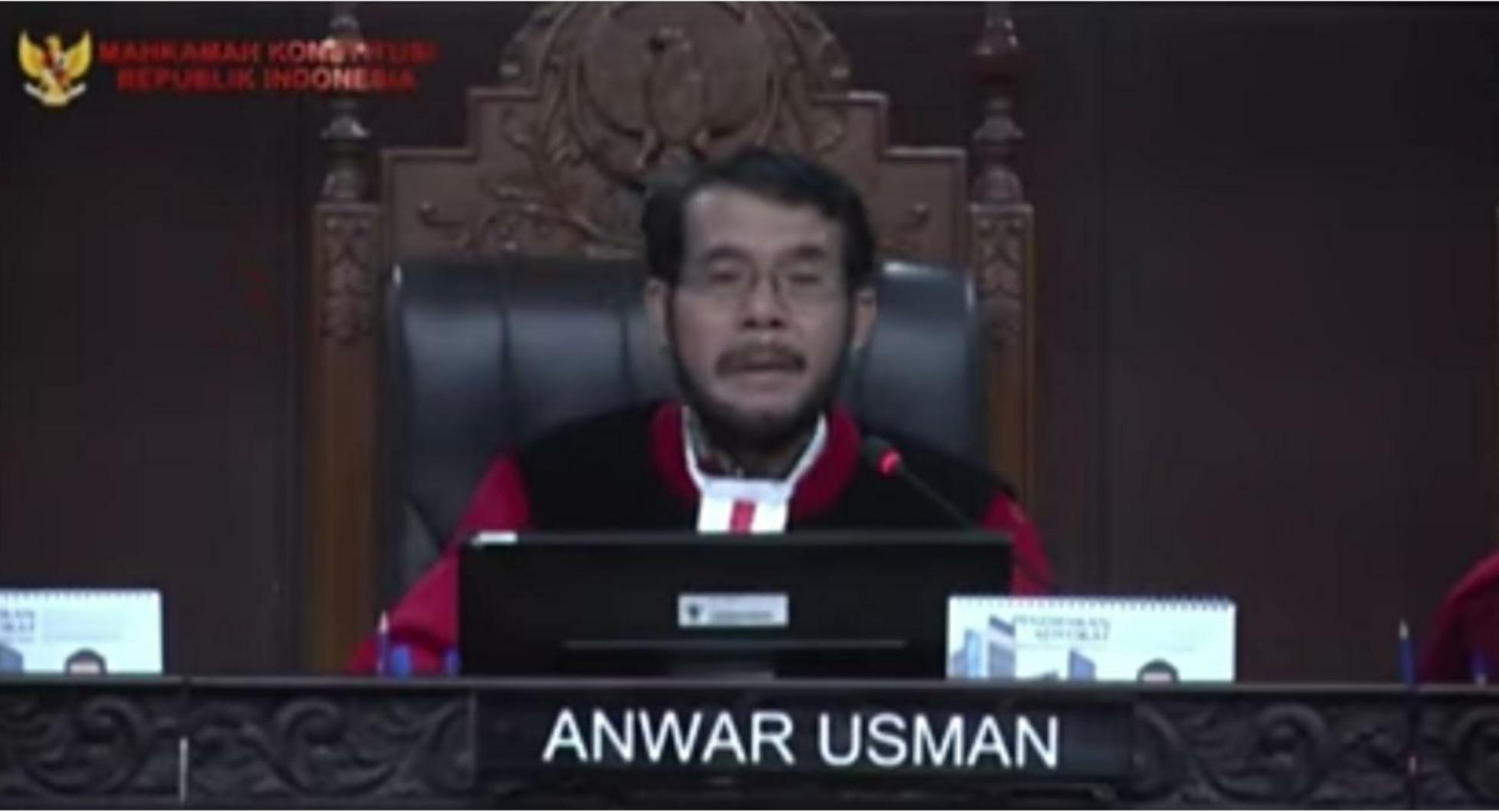 Permohonan Gugatan Hendrajoni dan Hamdanus  di Pilkada 2020 Tidak Diterima Mahkamah Konstitusi (MK)