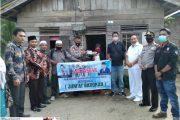 Perkumpulan Jurnalis Online Pasbar Bersama Ketua Komisi III DPRD Gelar Kegiatan Jum'at Barokah