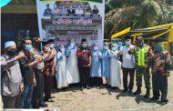Maksimalkan Layanan Terintegrasi Ke Nagari, Forkopimca Gunung Tuleh Adakan Program Jum'at Berkah
