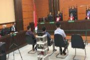 Kasus Korupsi Dana PID di Kecamatan Pagai Selatan,Tiga Terdakwa di Tuntut 5,5 Tahun Penjara