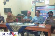 Mediasi Sengketa Tanah di Laboh Dusun Karoniet, Kedua Belah Pihak Sepakat Membagi Tanah