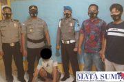 Cabuli Anak Berusia 13 Tahun, Pria Paruh Baya Asal Matotonan di Ringkus Polisi