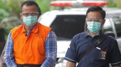 Terkait Kasus Suap Ekspor Benih Lobster, Kepala Badan Riset-SDM KKP di Panggil KPK