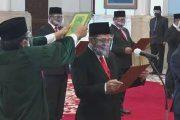 9 Komisioner Ombudsman RI Ucapkan Sumpah Jabatan di Hadapan Presiden Jokowi