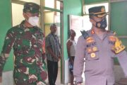 Kekompakan Pimpinan TNI-Polri di Mentawai Saat Kunjungi Lokasi RTLH di Dusun Mapaddegat