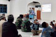 Jelang Ramadhan, Satgas TMMD Doa Bersama di Ponpes Hidayatullah