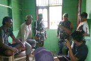 Pererat Silahturahmi, Satgas TMMD Tak Henti Kunjungi Warga