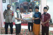 Pengurus Mesjid Nurul Akmal Jorong Guguak Nyariang, Minta  Perhatian Khusus Dari Pemerintah Daerah.