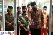 Wako Fadly Resmikan Galeri Gantiang Handycraft dan STA GMB