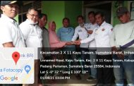 Warga Kayu Tanam Korban Kebakaran Terima Bantuan Dari DPD IKM Jakarta