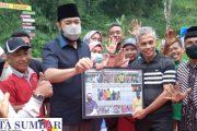 Sambut Ramadhan, Wako Fadly Hadiri Silahturahmi Masyarakat Silaing Atas