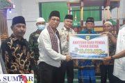TSR ke-XX Kunjungi Masjid Ihsan Jorong Koto Baru Nagari Batu Basa