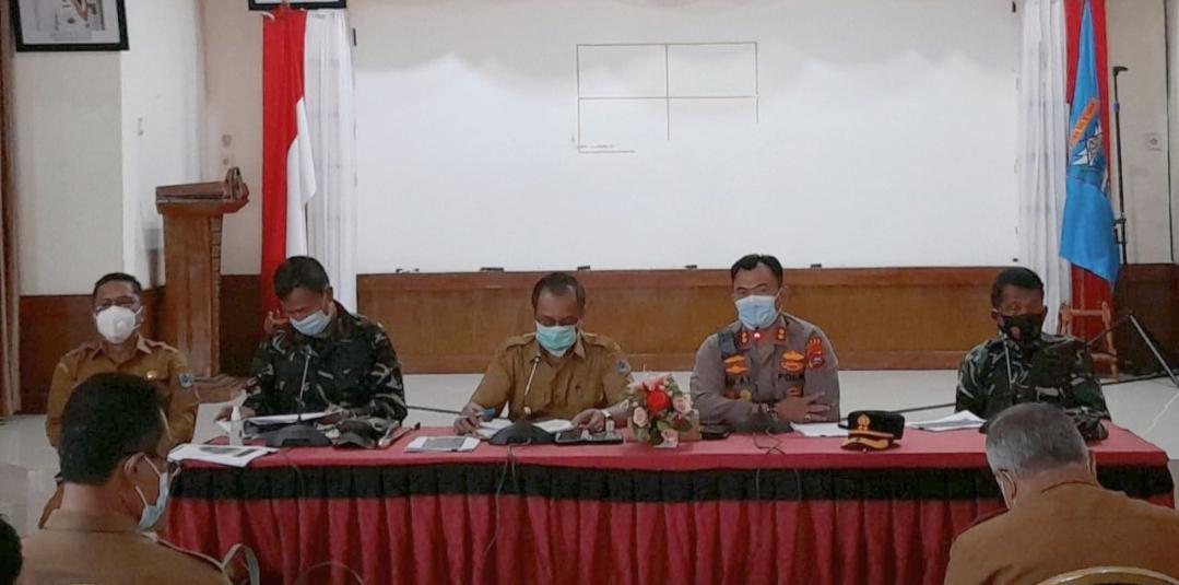 Kebijakan Pemerintah Memperketat Orang Masuk ke Mentawai di Dukung Penuh Dandim 0319/Mentawai