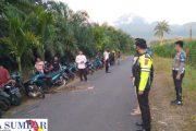 Aksi Balap Liar, 14 Unit Motor di Amankan Satlantas Polres Pasbar