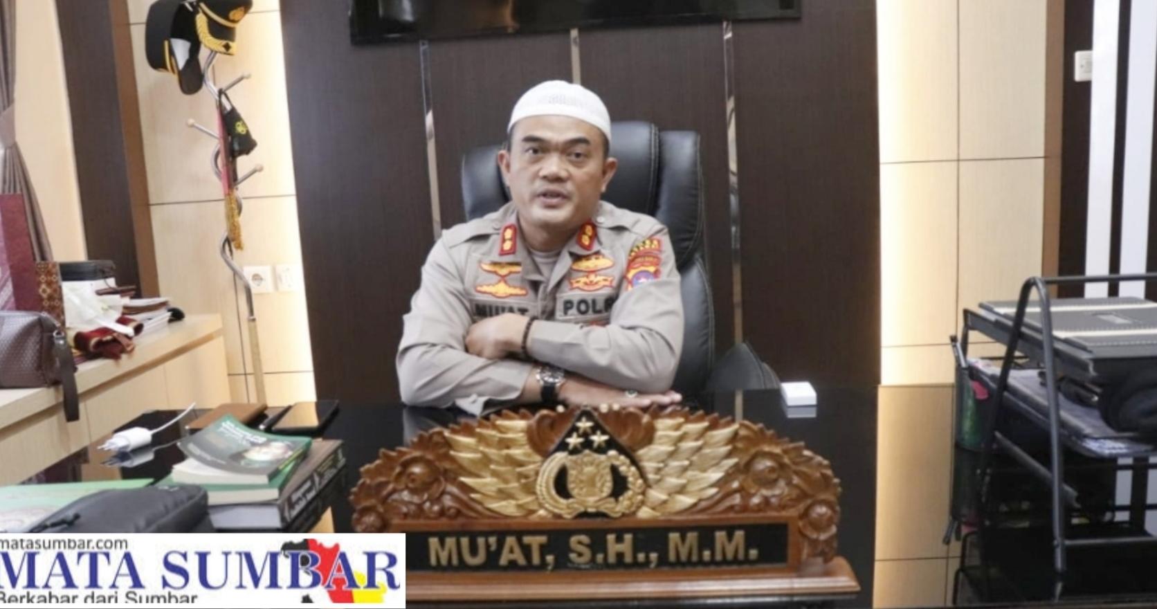 Polres Mentawai Siapkan 5 Posko Pengamanan, AKBP Mu'at : Masuk Mentawai Wajib Swab dan Antigen