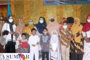 KPPM Tergabung Dalam Organisasi IJP Santuni Anak Yatim dan Berbagi Sembako Ramadhan