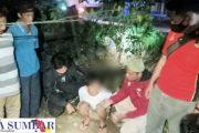 Pengguna Narkoba Kembali di Ringkus Satresnarkoba Polres Pasbar