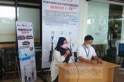 PT Angkasa Pura II BIM Resmi Gunakan Alat Screening Genose C-19