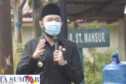Posko Isolasi Penanganan Covid-19 Hasil Swadaya Masyarakat di Launching Wako Fadly