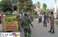 Operasi Yustisi di Sikakap Masih Banyak Warga di Temukan Melanggar Prokes
