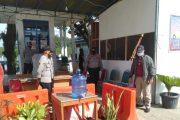 Kapolres Mentawai Cek Pos Pelayanan Ops Ketupat di Pelabuhan Tuapejat