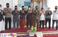 Forkopimca Sikakap Pantau Pelaksanaan Idul Fitri di Beberapa Masjid