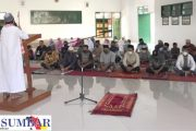 Tak Terasa Ramadhan Berlalu, Sholat Idul Fitri di Lakukan Sederhana di Makodim 0319/Mentawai