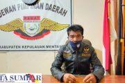 Ketua Pekat IB Mentawai Sorot Pelaksanaan Sidak, ASN Mangkir Belum Tampak Sanksinya