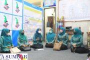 Persiapan Lomba UP2K Tingkat Provinsi, Ketua PKK dr Dian Puspita Bina Kader PKK Kelurahan Paus